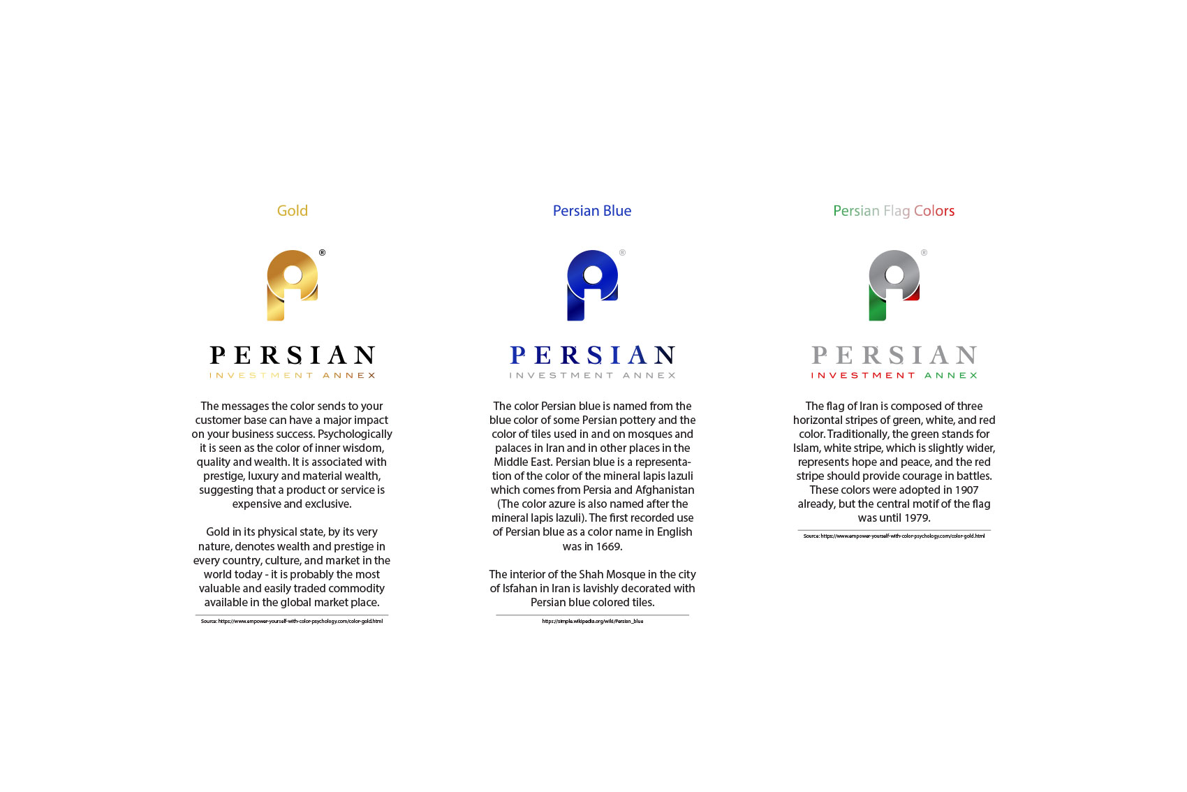 Persian Investment Annex Co.